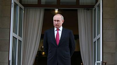 Putin seeks to rein in 'rainy-day fund' spending as energy transition looms
