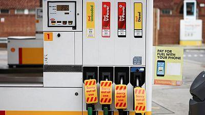 رئيس حزب المحافظين: لا تزال هناك مشكلة في الوقود في لندن وجنوب شرق إنجلترا