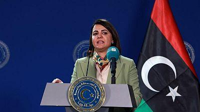 وزيرة خارجية ليبيا تؤكد رحيل مجموعات من المقاتلين الأجانب
