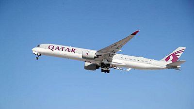 مسؤول: طائرة قطرية تغادر كابول وعلى متنها أكثر من 230 معظمهم أفغان