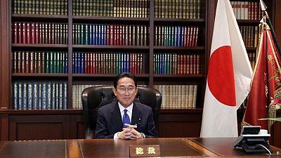 انتخاب فوميو كيشيدا رسميا رئيسا لوزراء اليابان