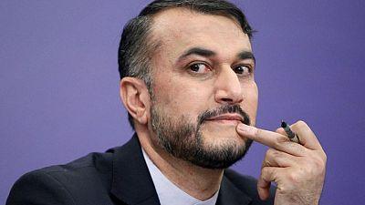 مصحح-ألمانيا: إيران لا يمكنها وضع شروط جديدة لاستئناف المحادثات النووية