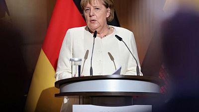 بينيت: المستشارة الألمانية ميركل تزور إسرائيل الأسبوع المقبل
