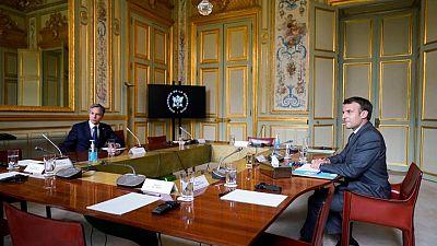 مسؤول أمريكي: بلينكن يرى فرصة لتعميق التعاون مع فرنسا
