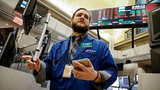 وول ستريت تفتح على زيادة مع إعلان البنوك عن أداء فصلي قوي