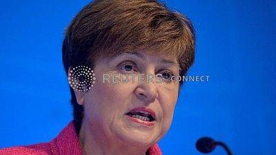 مجلس صندوق النقد يسعى للحصول على مزيد من التفاصيل بشأن المزاعم ضد جورجيفا