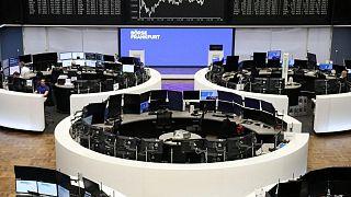 الأسهم الأوروبية تسجل أفضل جلسة في 11 أسبوعا بدعم من مكاسب قوية للبنوك