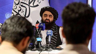British PM's envoy meets Taliban in Afghanistan