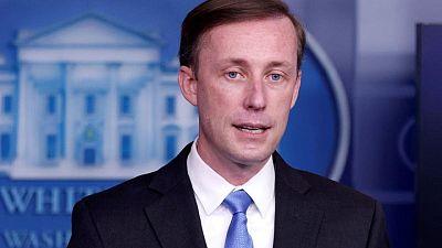 مستشار الأمن القومي الأمريكي يجتمع بكبير الدبلوماسيين الصينيين في زوريخ