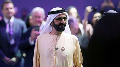 حاكم دبي يرفض ما خلصت إليه محكمة بريطانية بشأن تجسسه على هاتف زوجته السابقة