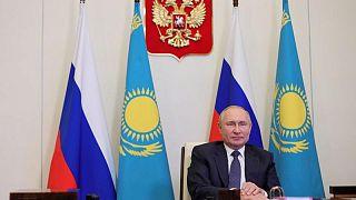 تقارير: بوتين يأمر الحكومة بالتقيد بنقل الغاز إلى أوروبا عبر أوكرانيا
