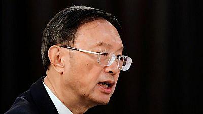 وكالة: مسؤول صيني كبير يقول المواجهة بين بلاده وأمريكا ستضر بالعالم