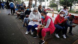 المكسيك تسجل 7697 إصابة جديدة بكوفيد-19 و713 وفاة