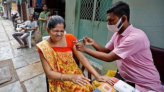 وفيات كورونا في الهند تتجاوز 450 ألفا