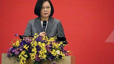 تايوان تقول إنها لا تسعى إلى مواجهة عسكرية