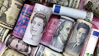 Dollar soft, Aussie firm as sentiment recovers before U.S. jobs data