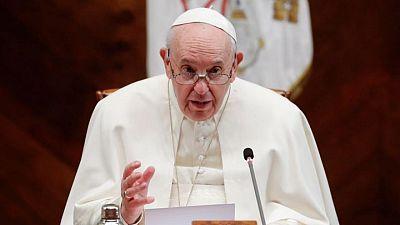 بيان من الفاتيكان يشير إلى عدم حضور البابا مؤتمر الأمم المتحدة للمناخ