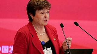 IMF's Georgieva wins some European backing as board debates her future