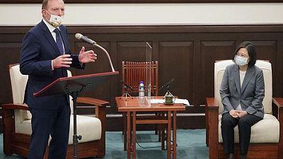 """الصين تندد بالتصريحات """"المجنونة"""" لرئيس وزراء أستراليا السابق عن تايوان"""