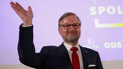 تحالف (معا) المعارض يتقدم على الحزب الحاكم في انتخابات التشيك