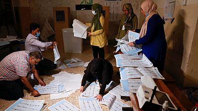 """تلفزيون: سياسي عراقي مؤيد لإيران يرفض نتائج الانتخابات ويصفها بأنها """"مفبركة"""""""