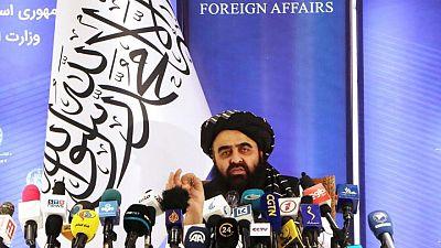 Afghan acting FM asked U.S. to lift ban on cbank reserves -Al-Jazeera