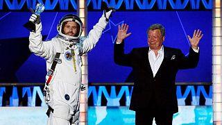 الرياح تؤجل انطلاق شاتنر نجم ستار تريك إلى الفضاء على متن مركبة بلو أوريجين