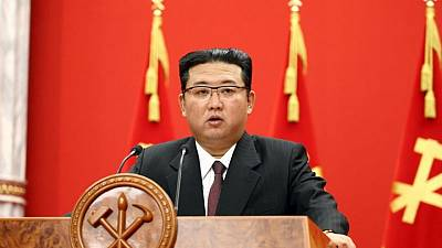 """زعيم كوريا الشمالية يدعو لتحسين حياة المواطنين في مواجهة اقتصاد """"كئيب"""""""