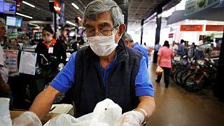 المكسيك تسجل 2007 إصابات جديدة بكوفيد-19 و141 وفاة