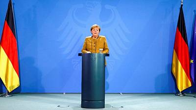 ميركل: ألمانيا غير مستعدة حتى الآن للاعتراف بطالبان