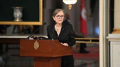 رئيسة حكومة تونس: معالجة المالية العمومية والإصلاح الاقتصادي أولوية