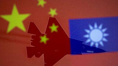 الصين تقول إن التدريبات العسكرية بالقرب من تايوان مجرد خطوة