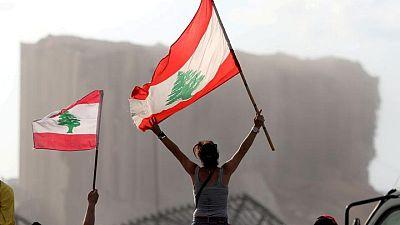 Tension over Beirut blast probe nudges Lebanon into new crisis