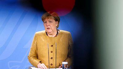 الحكومة الألمانية: ميركل تحدثت مع رئيس الصين قبل قمة العشرين