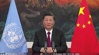 """Países piden acciones urgentes sobre biodiversidad con """"Declaración de Kunming"""""""