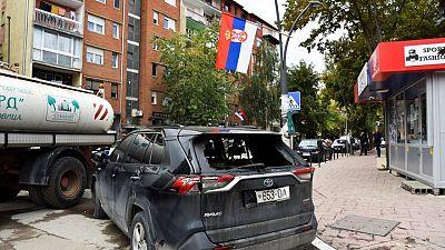إصابة 10 من الصرب و10 من أفراد الشرطة في اشتباكات بكوسوفو