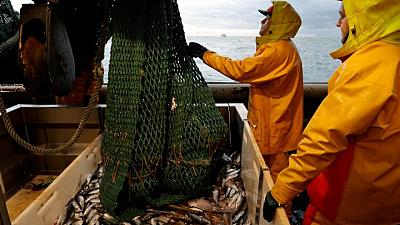 France working on retaliatory measures against Britain in fishing row - govt spokesman