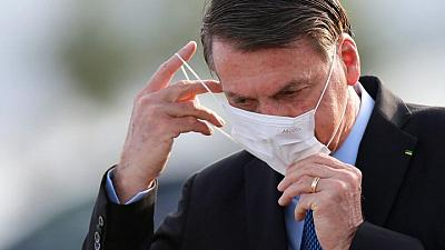Jair Bolsonaro dice que no se vacunará de COVID-19