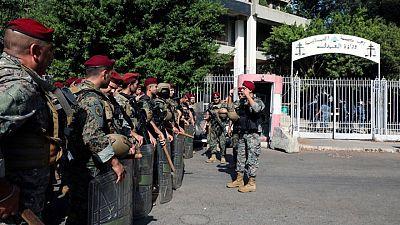مصدر بالجيش اللبناني: قتيل و5 مصابين في إطلاق نار بالعاصمة بيروت