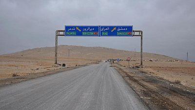 قوات موالية لإيران تحذر من رد فعل قاس بعد ضربة إسرائيلية على تدمر السورية