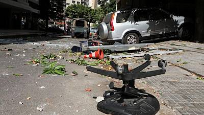 حركة أمل وحزب الله: مسلحون أطلقوا النار على المحتجين في بيروت 