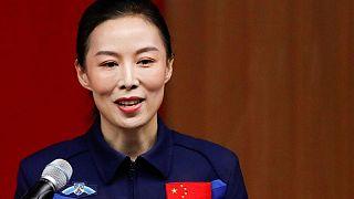 الصين ترسل 3 رواد إلى محطة فضاء يوم السبت