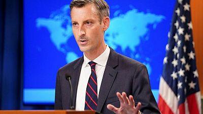 """الخارجية: أمريكا ستعارض تركيز مجلس حقوق الإنسان """"غير المتناسب"""" على إسرائيل"""