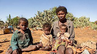 Le Royaume-Uni Apporte Une Contribution de Trois Millions Livres Sterling Au Programme Alimentaire Mondial pour Aider les Menages du Sud de Madagascar à Sortir de la Sécheresse et de la Crise Alimentaire
