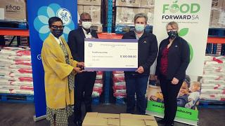 GE Foundation Announces Grant to Provide COVID-19 Relief in South Africa