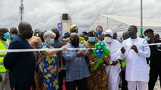 U.S. and Ghana Inaugurate New $64.7 Million Energy Infrastructure Investment at Pokuase