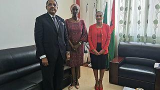 La Représentante spéciale adjointe pour l'Afrique de l'Ouest et le Sahel, Giovanie Biha, conclut sa visite en Guinée-Bissau, en soutien aux efforts de partenariat et de coopération en faveur de la paix et du développement