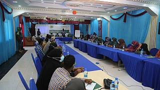 AMISOM holds discussions on women's political participation in Somalia
