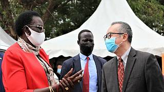 UNMISS, Humanitarian Partners and Government Representatives Attend Joyous UN Day Event