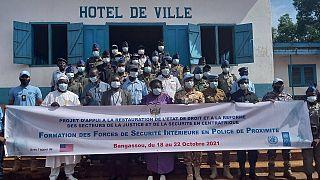 Vulgarisation du Model Centrafricain de Police de Proximité dans la Préfecture du Mbomou